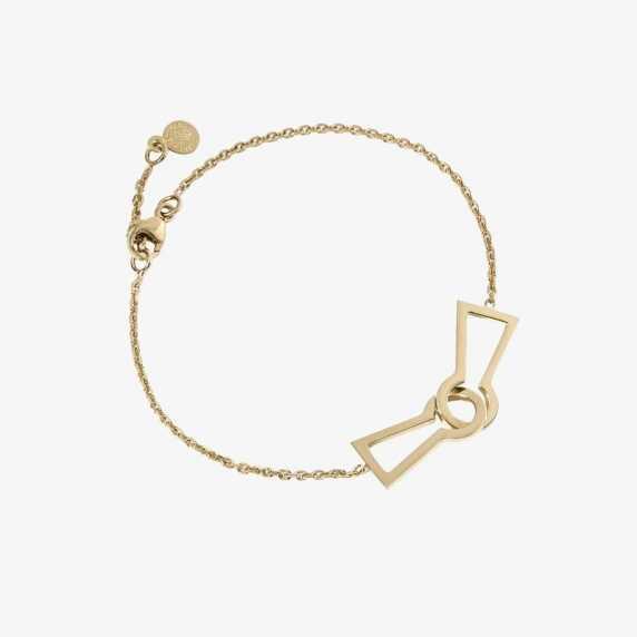 Bracelet Keyhole Double