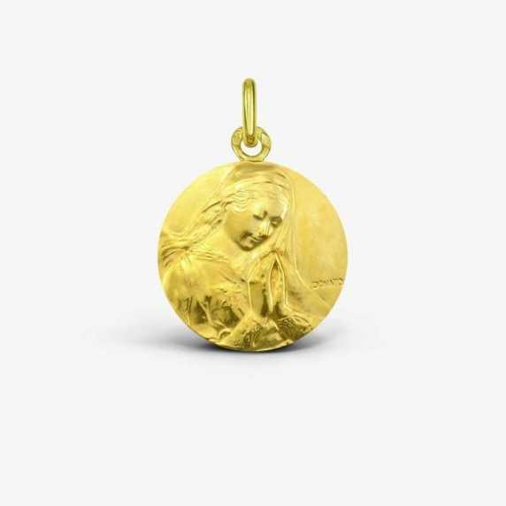 Médaille Vierge de Donatello