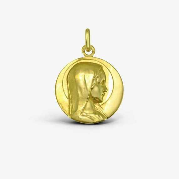 Médaille Vierge Jeune