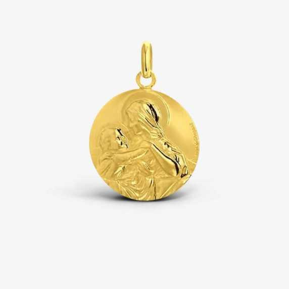 Médaille de baptême Divine Tendresse