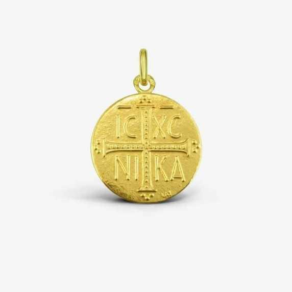 Médaille Christ Victorieux