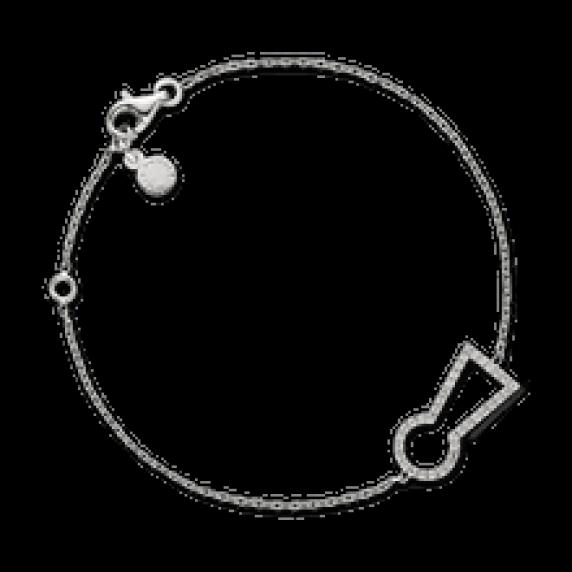 Bracelet Keyhole