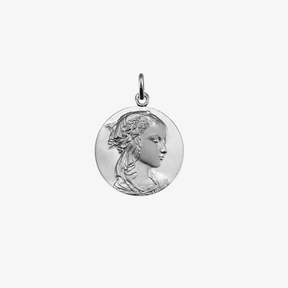 Médaille Vierge Adorazione
