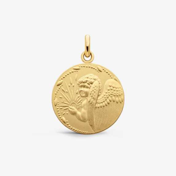 Médaille Ange Lumière
