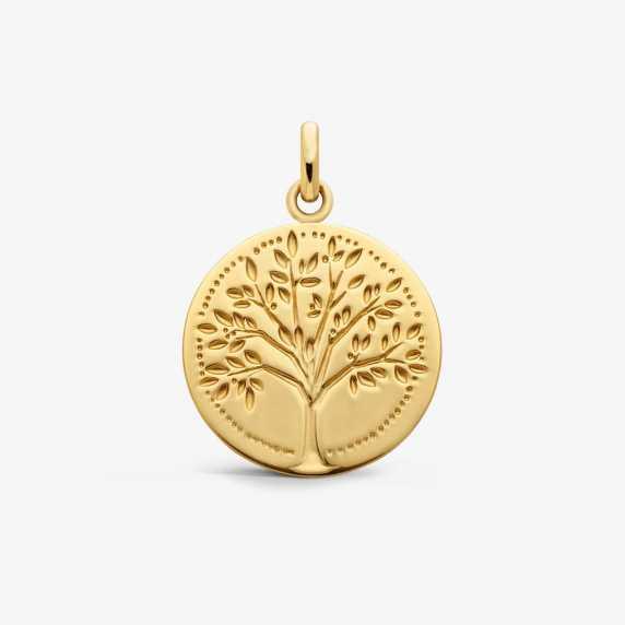 Médaille Arbre de Vie Empreinte