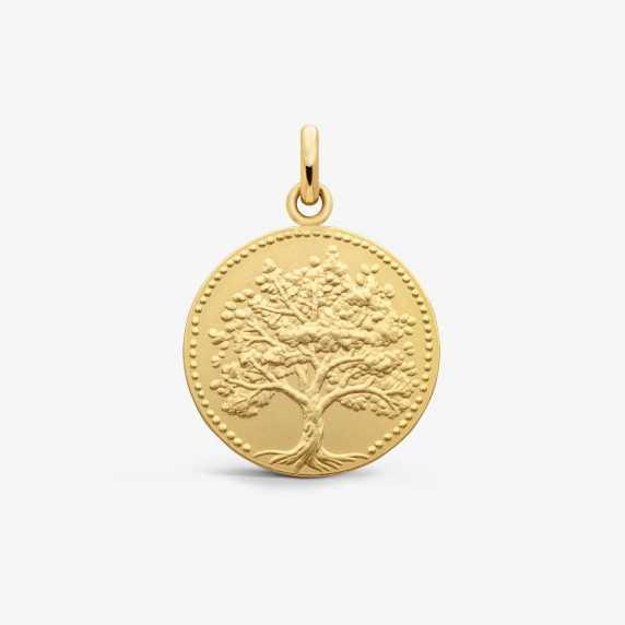 Médaille Arbre de Vie Relief