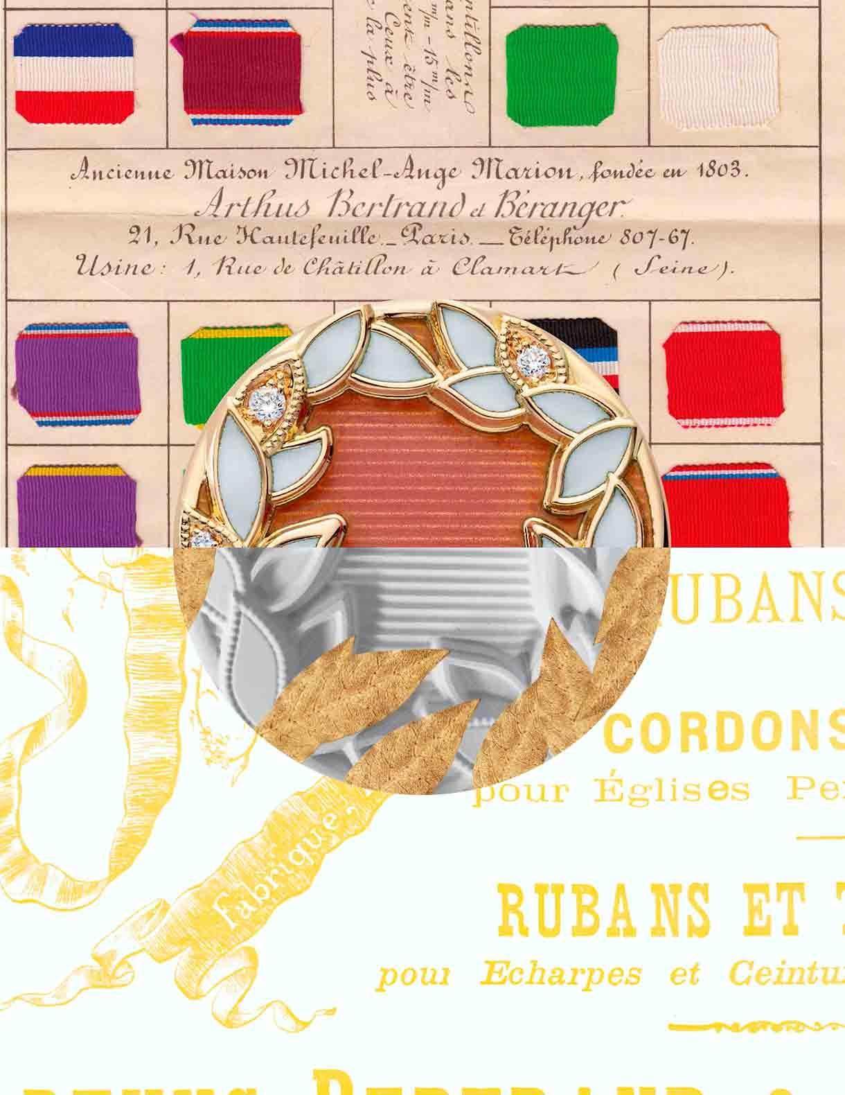 Collection Ruban Arthus Bertrand