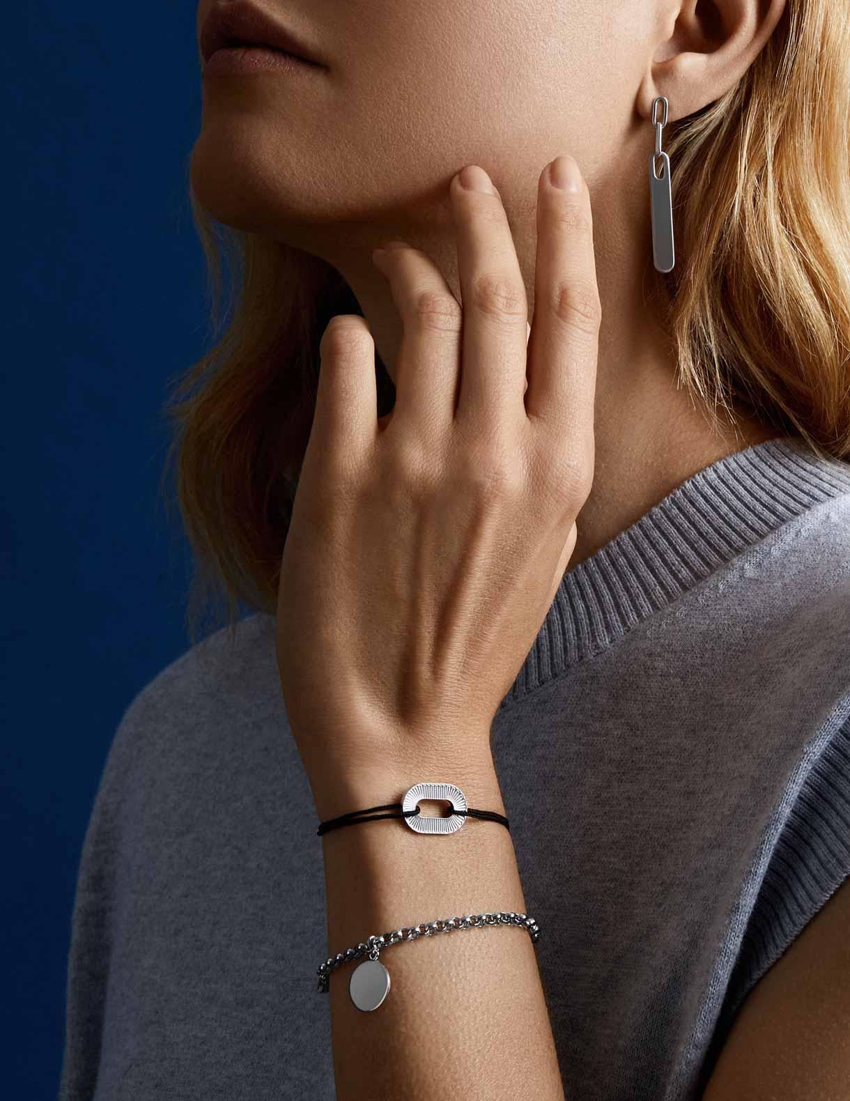 Bracelet argent Arthus Bertrand