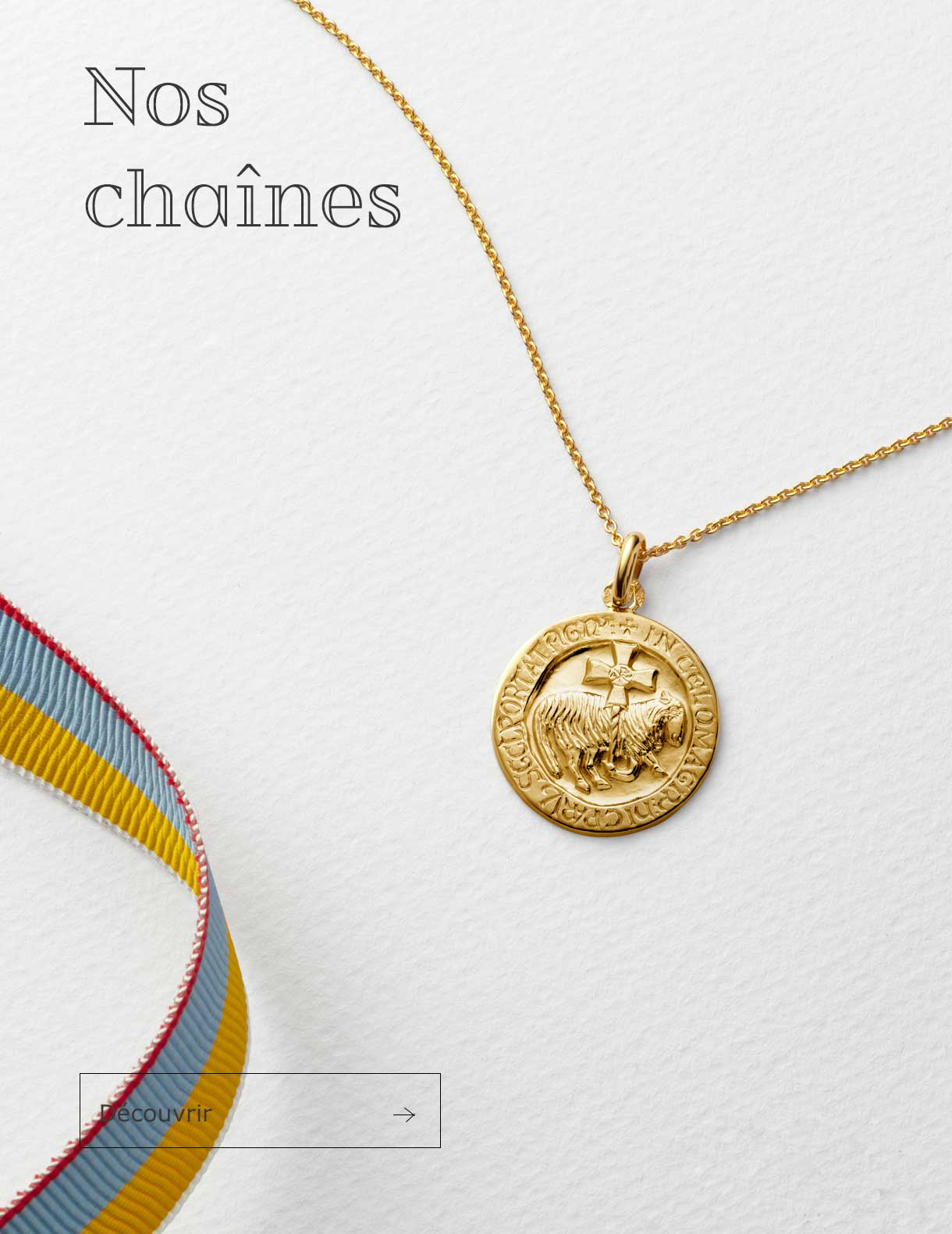 Nos chaines