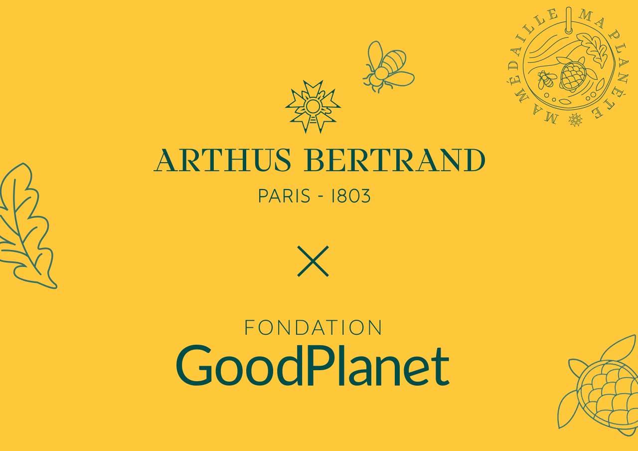 'Arthus Bertrand X GoodPlanet