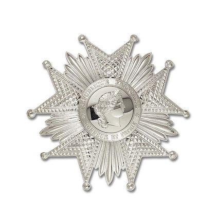 Plaque Légion d'Honneur Grand Officier