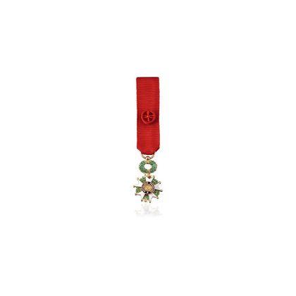 Miniature Légion d'Honneur Officier