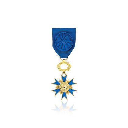 Ordre National du Mérite Officier