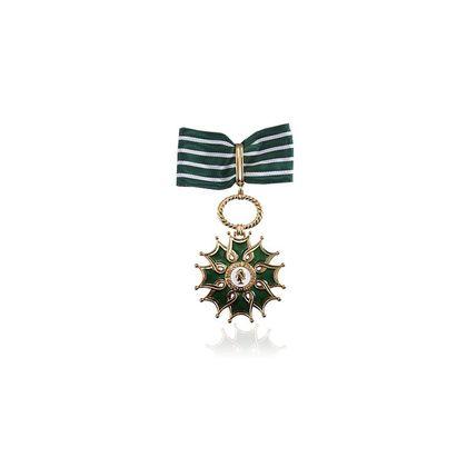 Ordre des Arts et Lettres Commandeur