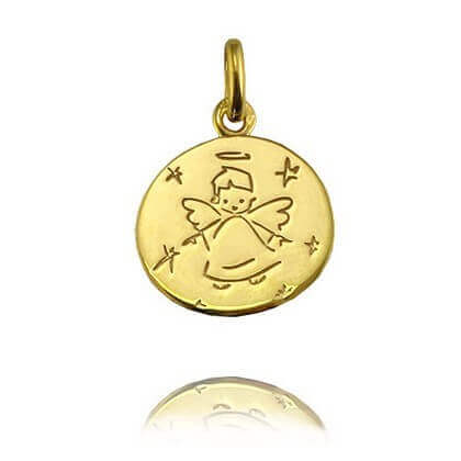 Médaille Baby Ange
