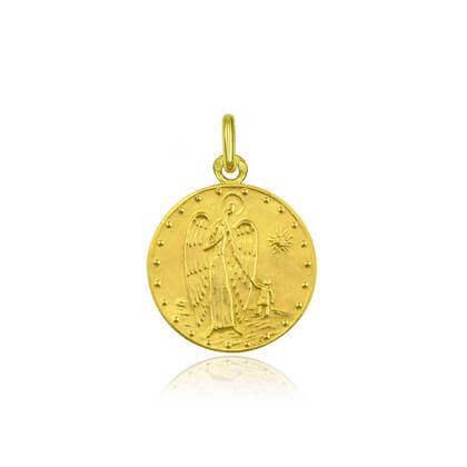 Médaille Ange Gardien de Lay