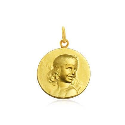 Médaille Ange Amor