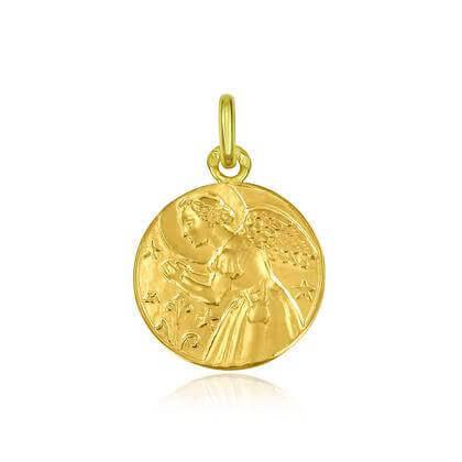 Médaille Ange au Lys