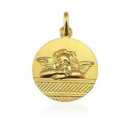 Médaille Ange Rêveur