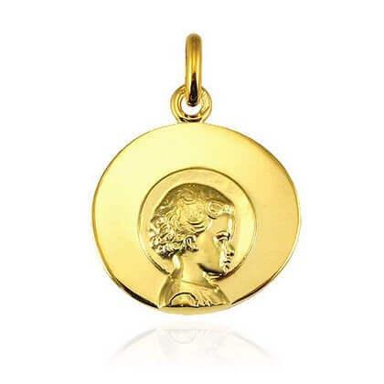 Médaille Jésus enfant
