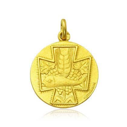 Médaille Source de Vie