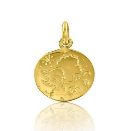 Médaille Ange JCC