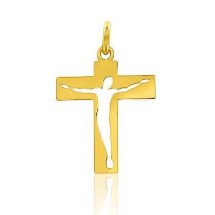 Croix Christ Ajouré