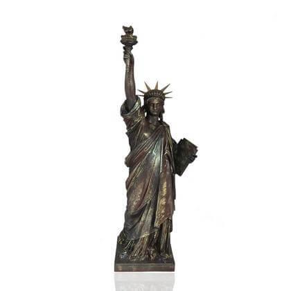 Statue de la Liberté Bronze