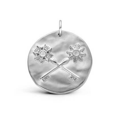 Médaille La Clé