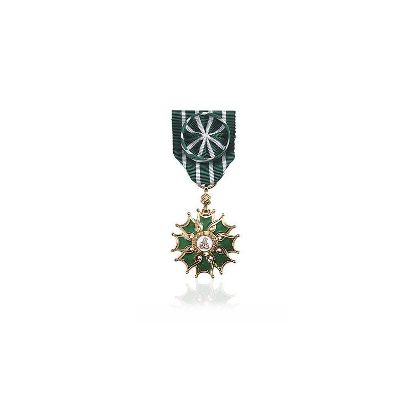 Ordre des Arts et Lettres Officier