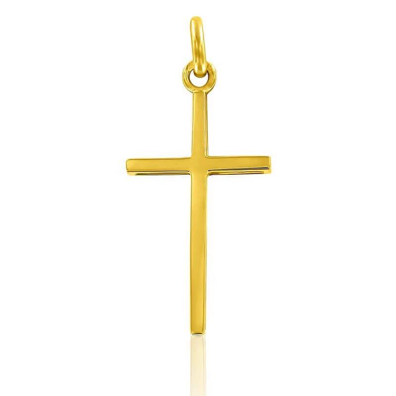 Croix Carrée Ajourée