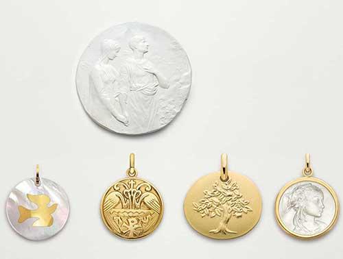 Médailles de mariage